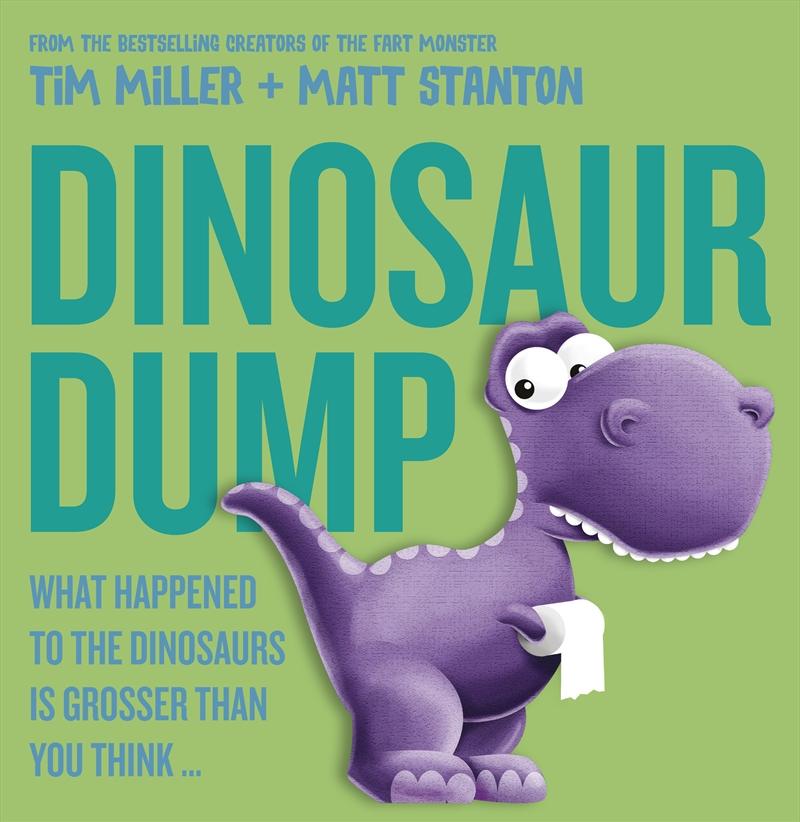 Dinosaur Dump | Books