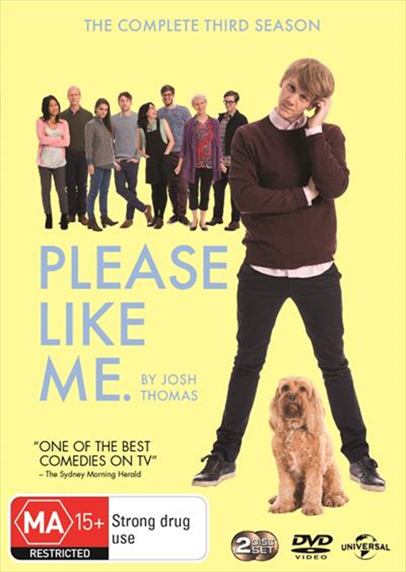 Please Like Me - Season 3 | DVD