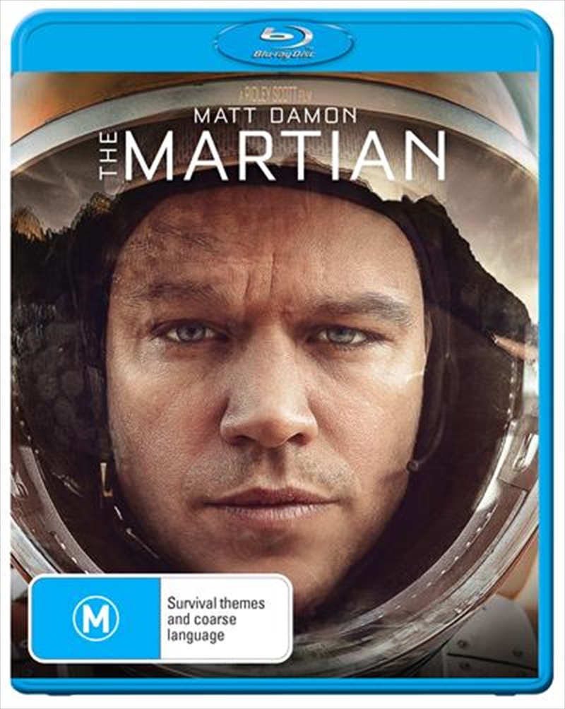 Martian, The | Blu-ray