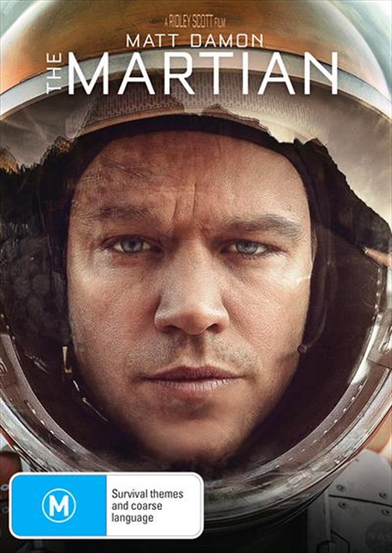 Martian, The | DVD