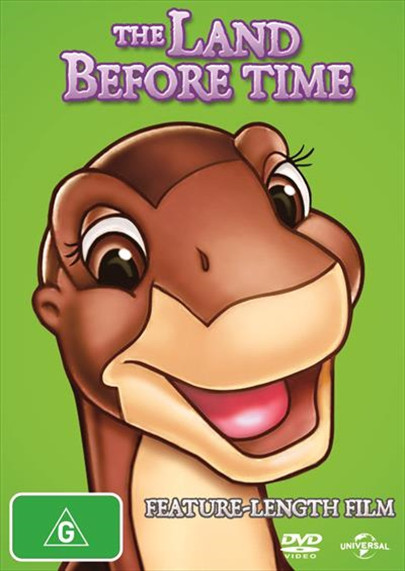 Land Before Time Big Face, The | DVD