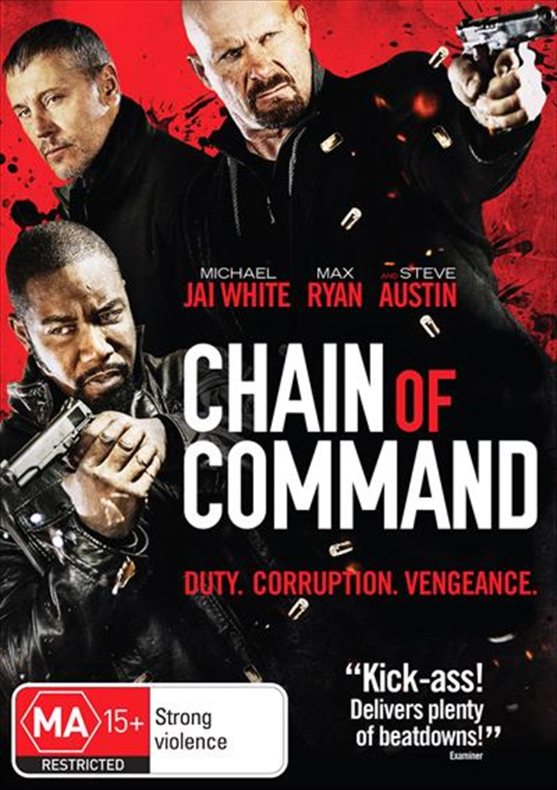 Chain Of Command | DVD