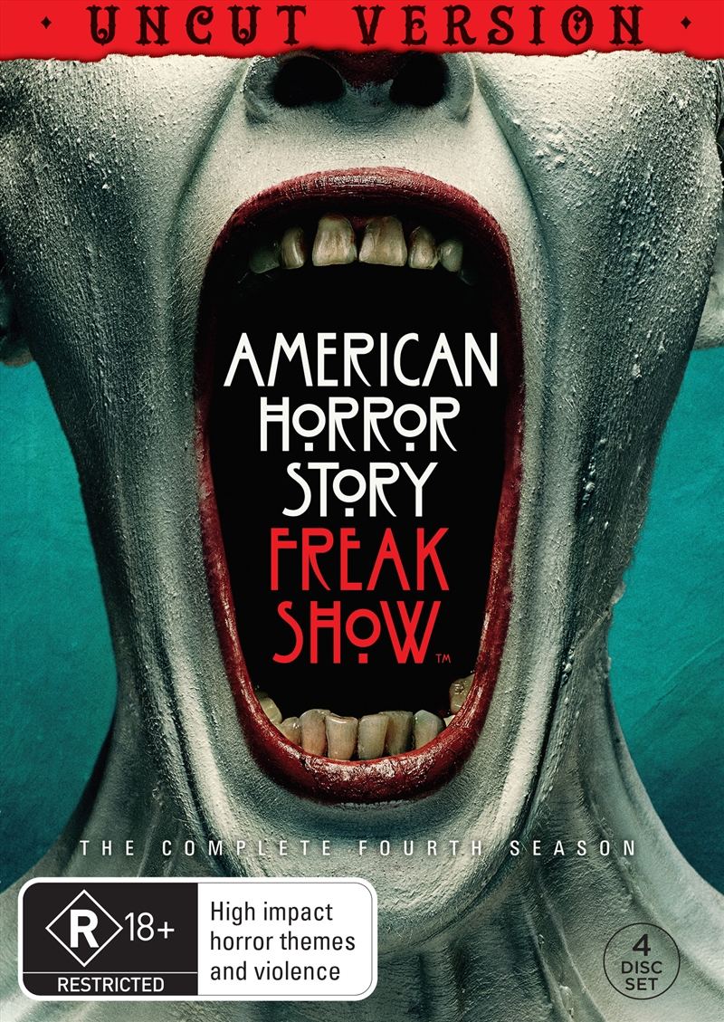 American Horror Story - Freak Show - Season 4 | DVD
