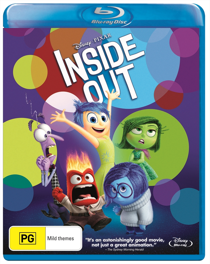 Inside Out | Blu-ray