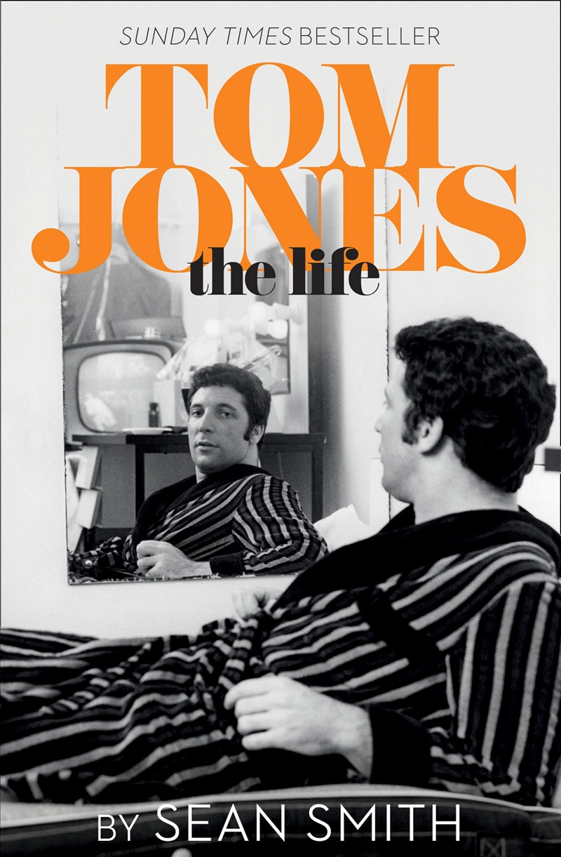 Tom Jones The Life | Books