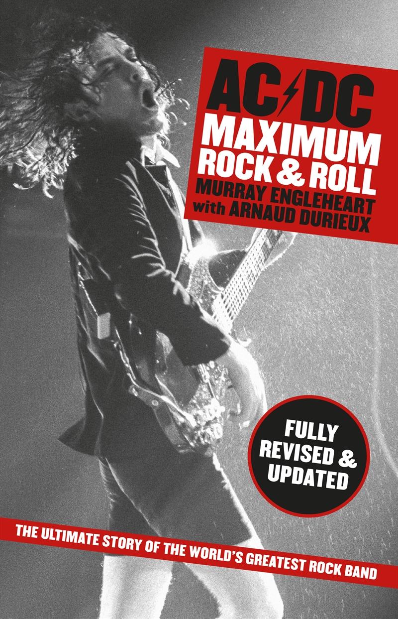 Acdc Maximum Rock N Roll | Books