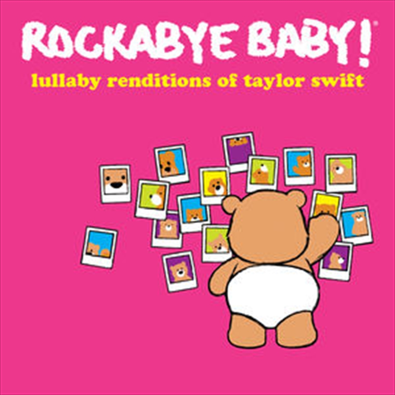 Lullaby Renditions Of Taylor Swift   CD