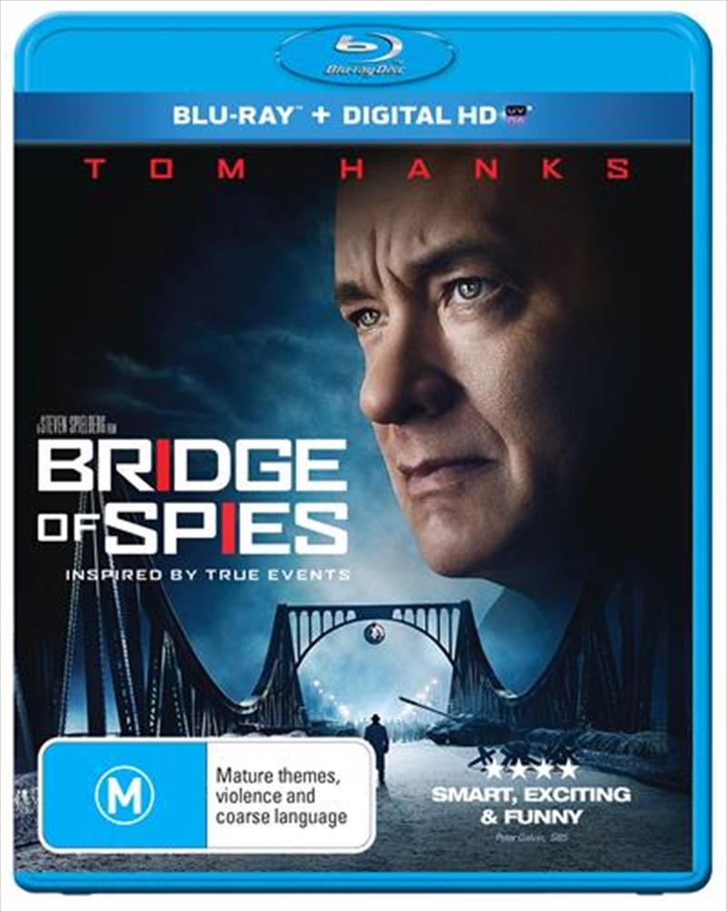 Bridge Of Spies | Blu-ray