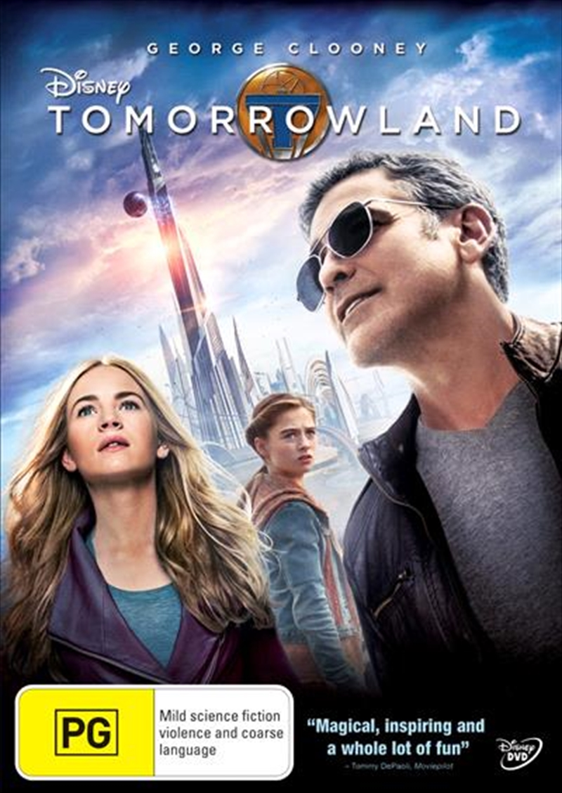 Tomorrowland | DVD