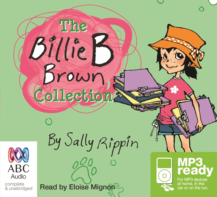 Billie B Brown Collection | Audio Book