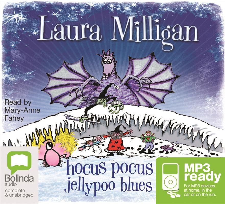 Hocus Pocus Jellypoo Blues | Audio Book