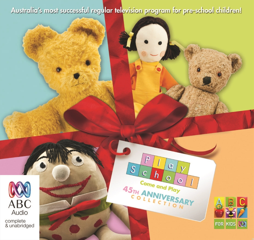 Play School Anniversary Collection - 45 Years | Audio Book