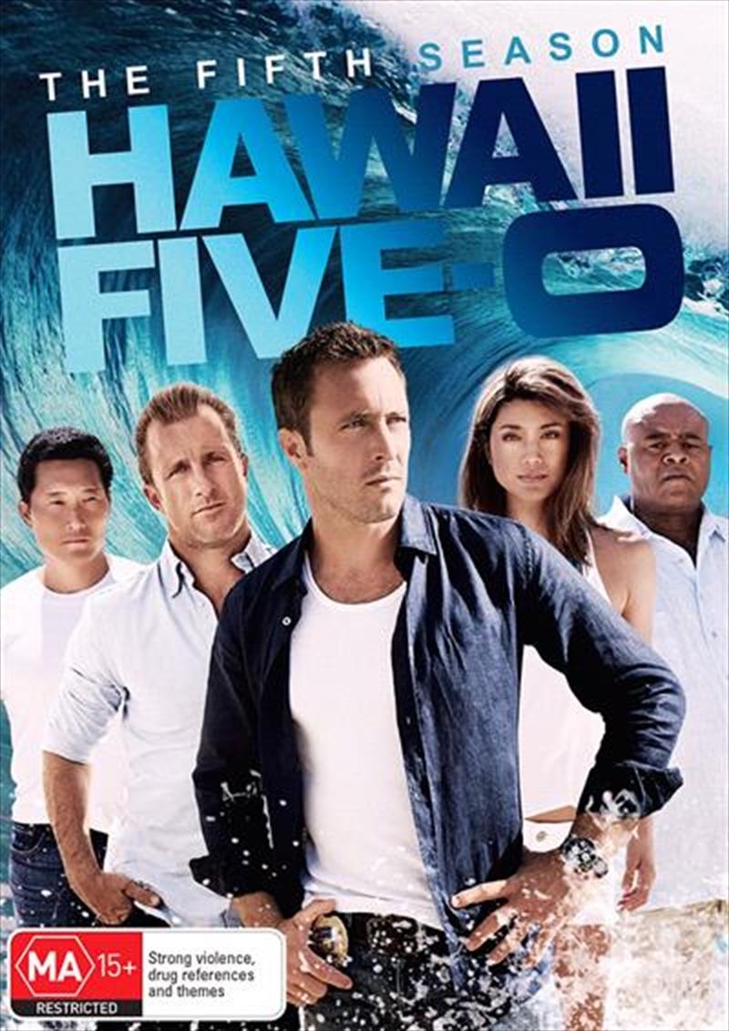 Hawaii Five-O - Season 5 | DVD