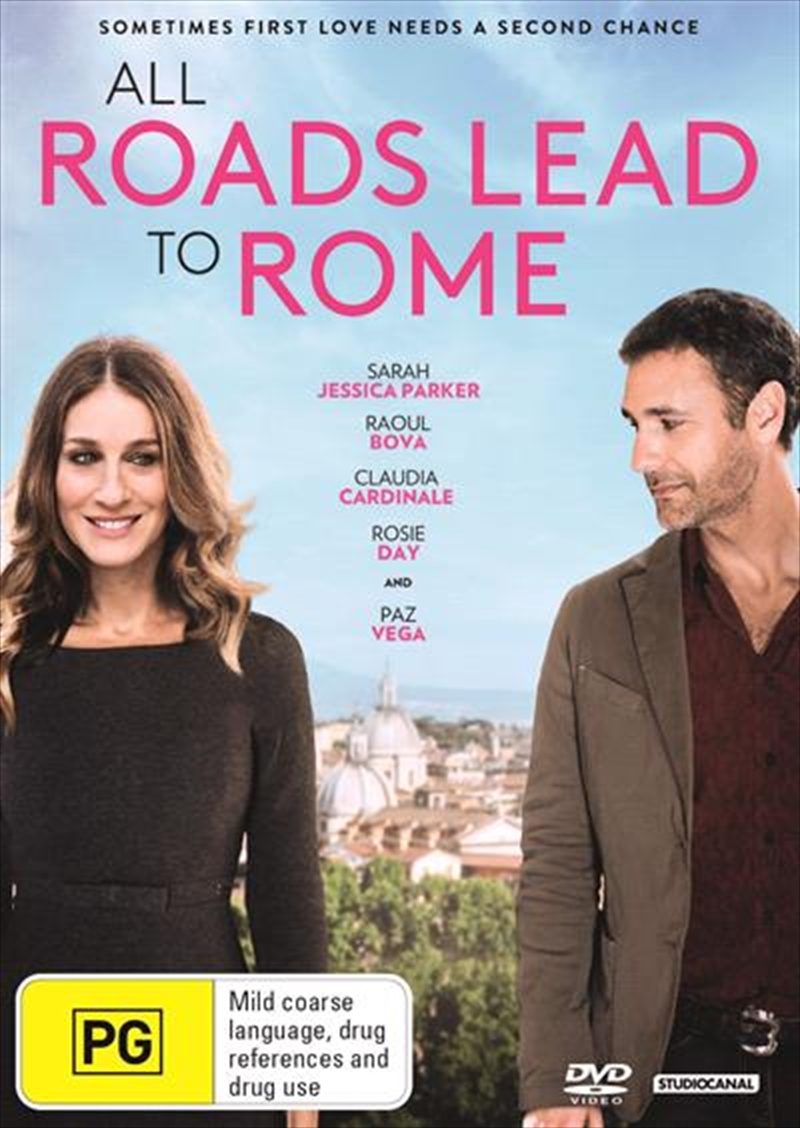 All Roads Lead To Rome | DVD