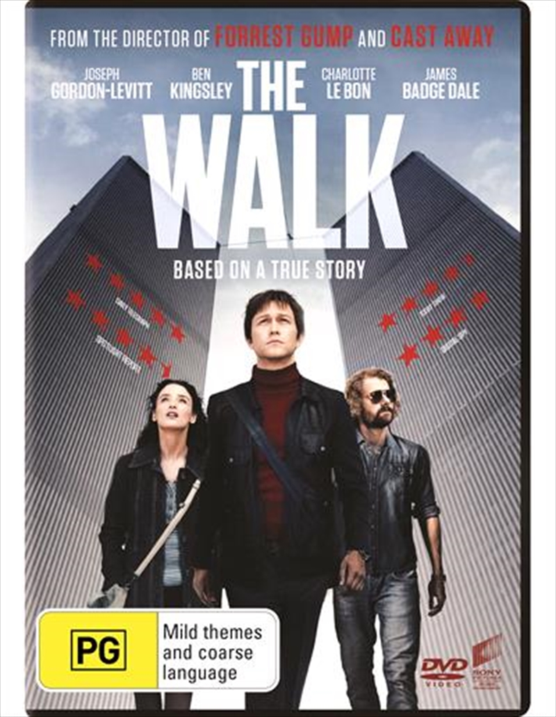 Walk, The | DVD