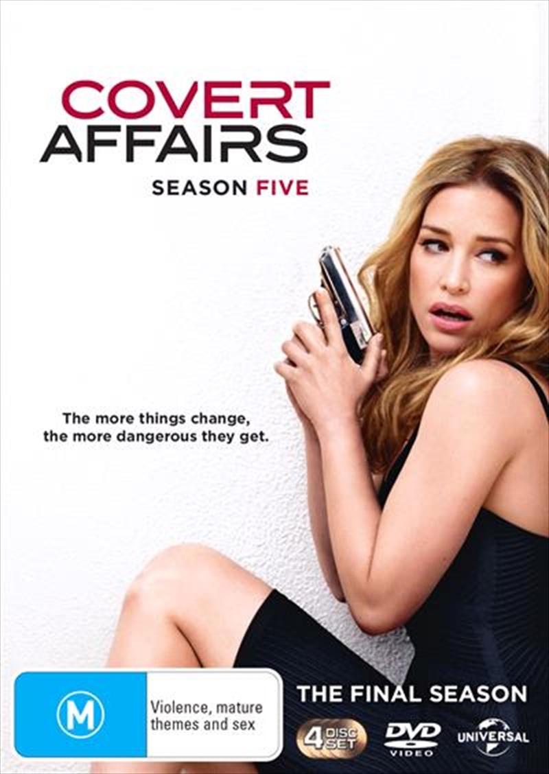 Covert Affairs - Season 5 | DVD