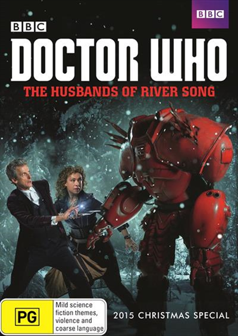 Doctor Who - Husbands Of River Song (Christmas Special 2015) | DVD