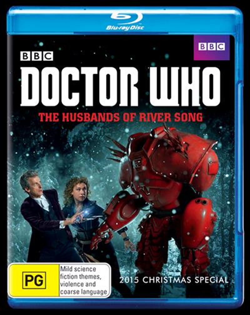 Doctor Who - Christmas Special 2015 | Blu-ray