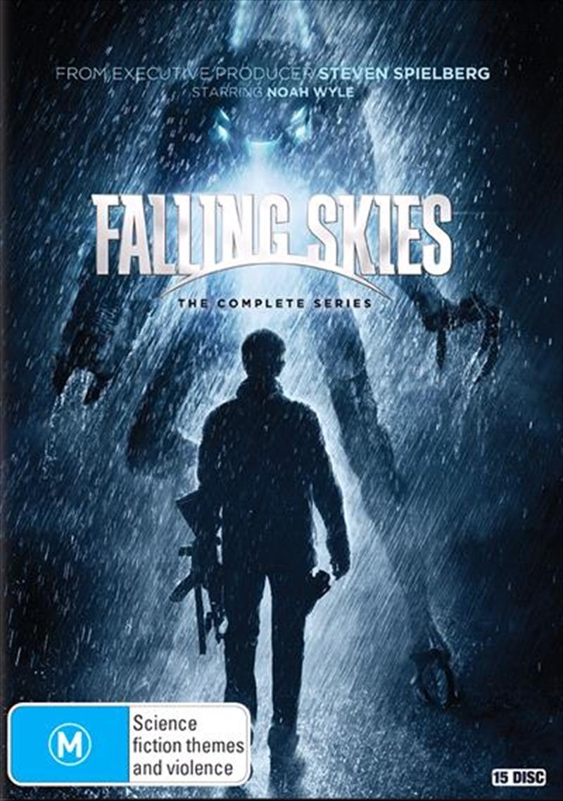 Buy Falling Skies - Season 1-5 Boxset on DVD | Sanity