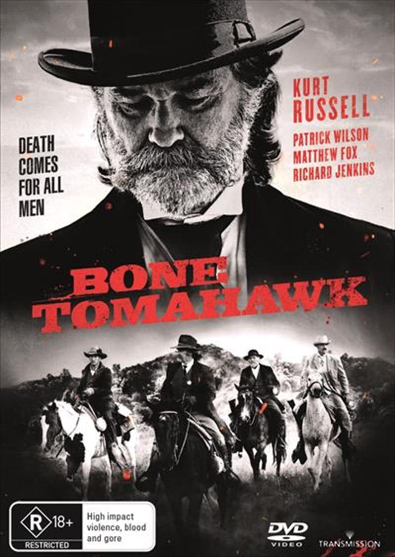 Bone Tomahawk | DVD