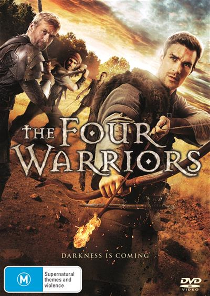Four Warriors, The | DVD