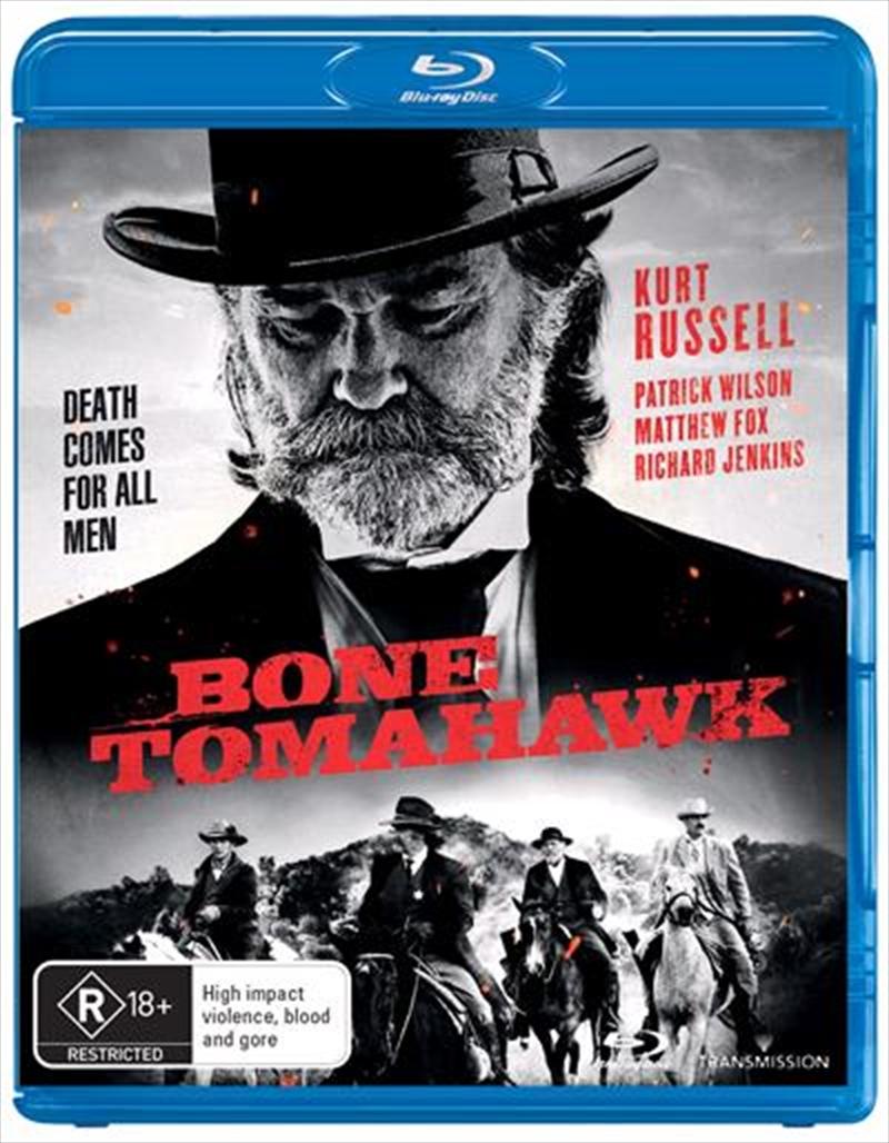 Bone Tomahawk | Blu-ray
