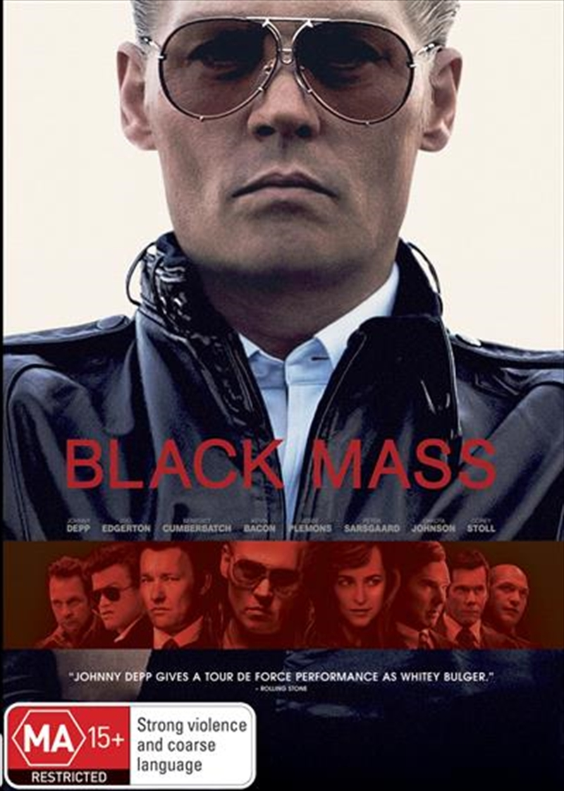 Black Mass | DVD