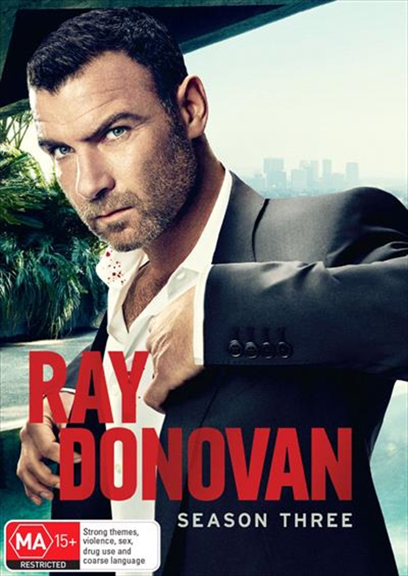 Ray Donovan - Season 3 | DVD