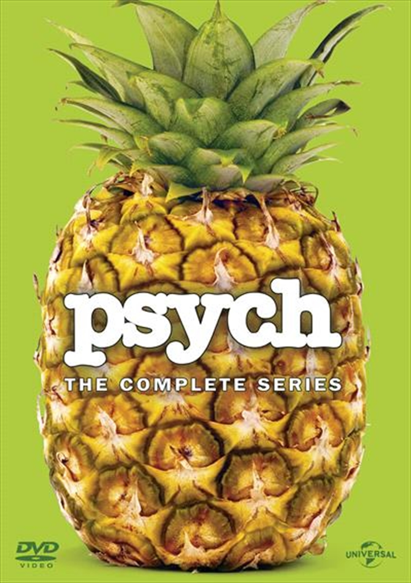 Psych - Complete Series | DVD