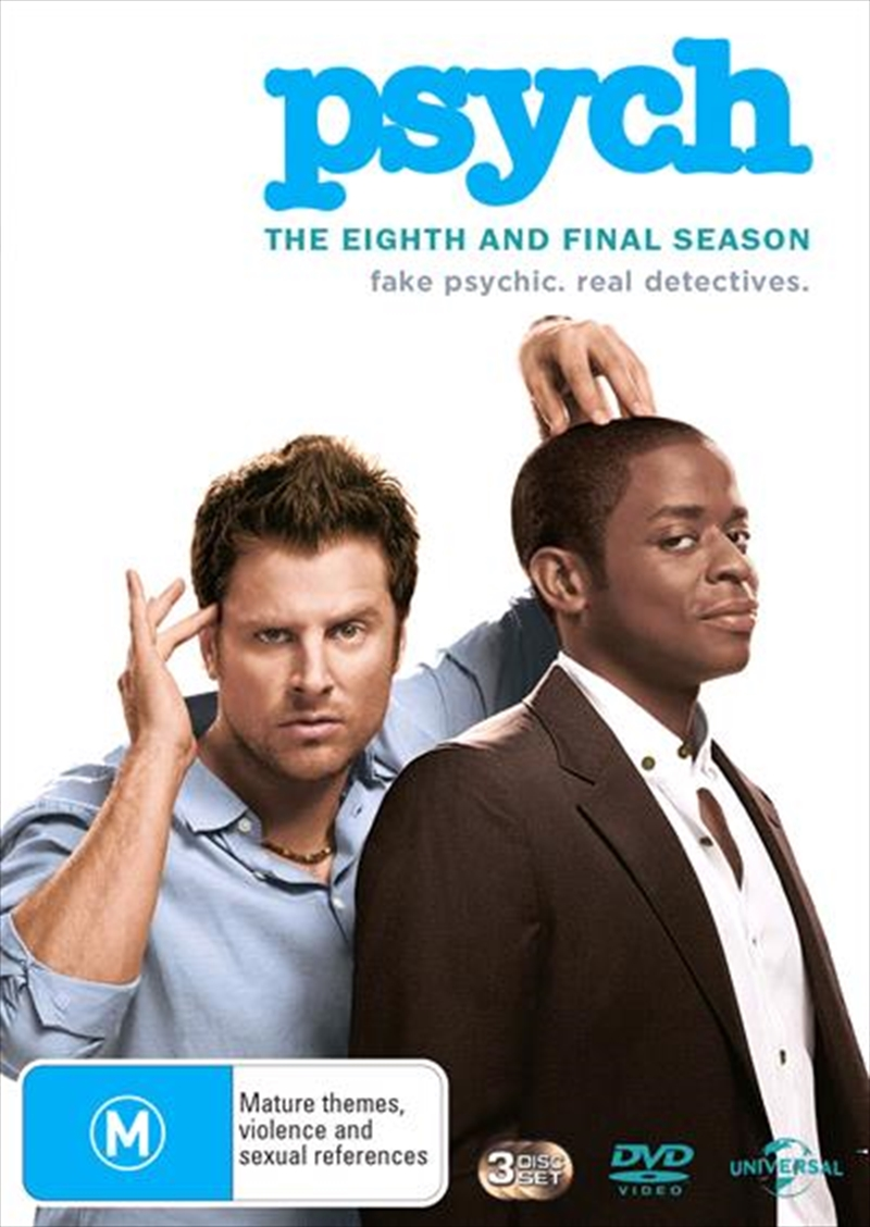 Psych - Season 8 | DVD