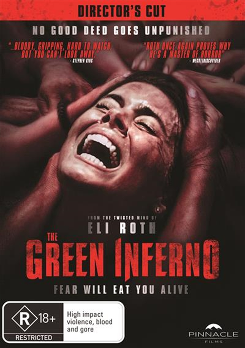 Green Inferno, The | DVD
