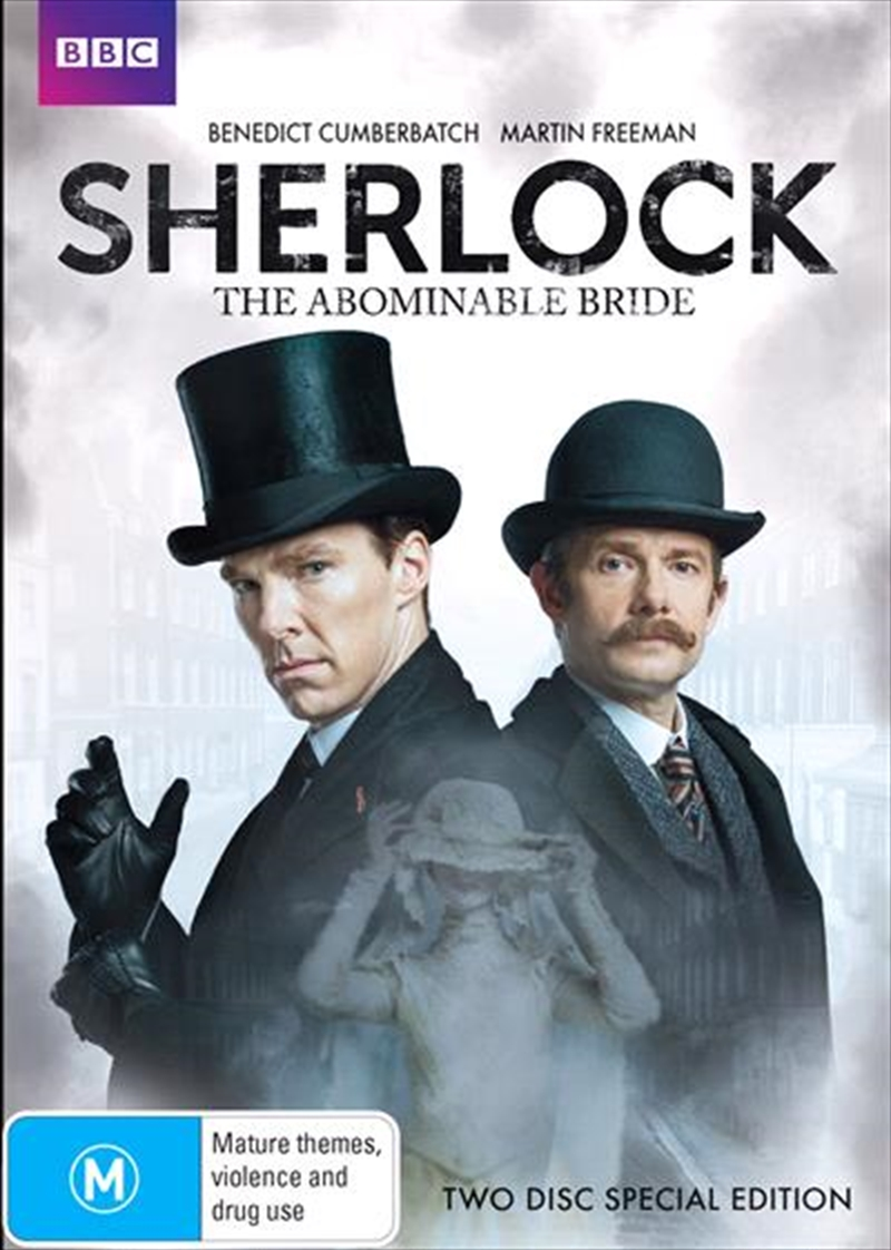 Sherlock Holmes -  The Abominable Bride | DVD