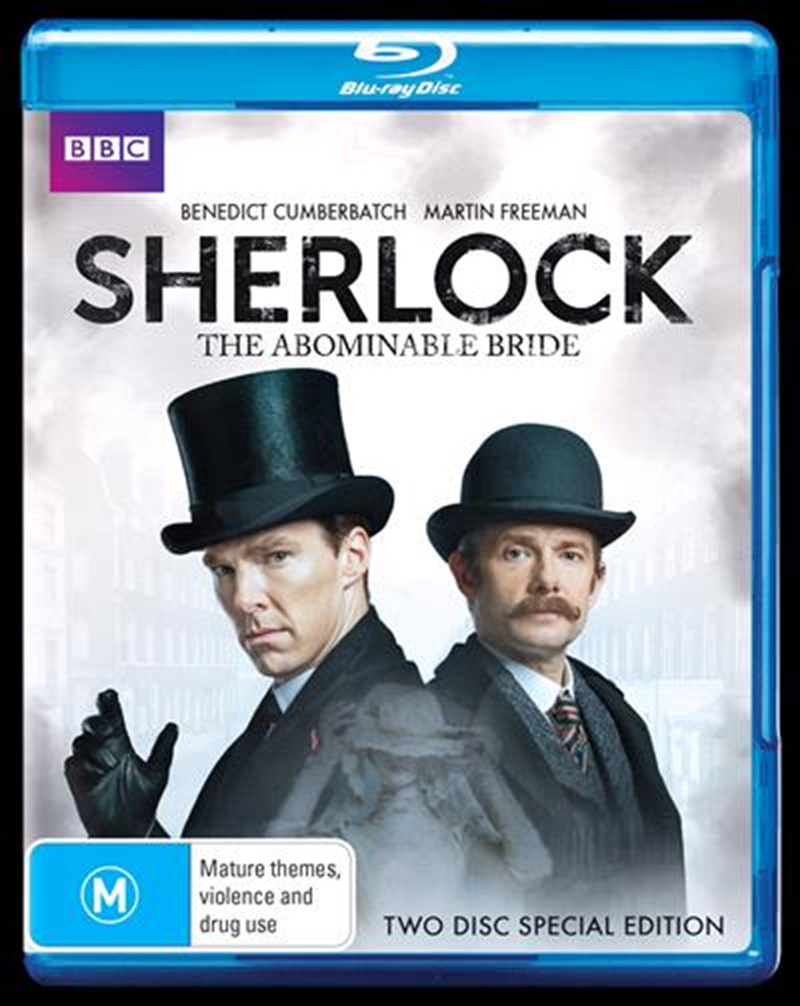 Sherlock Holmes -  The Abominable Bride | Blu-ray