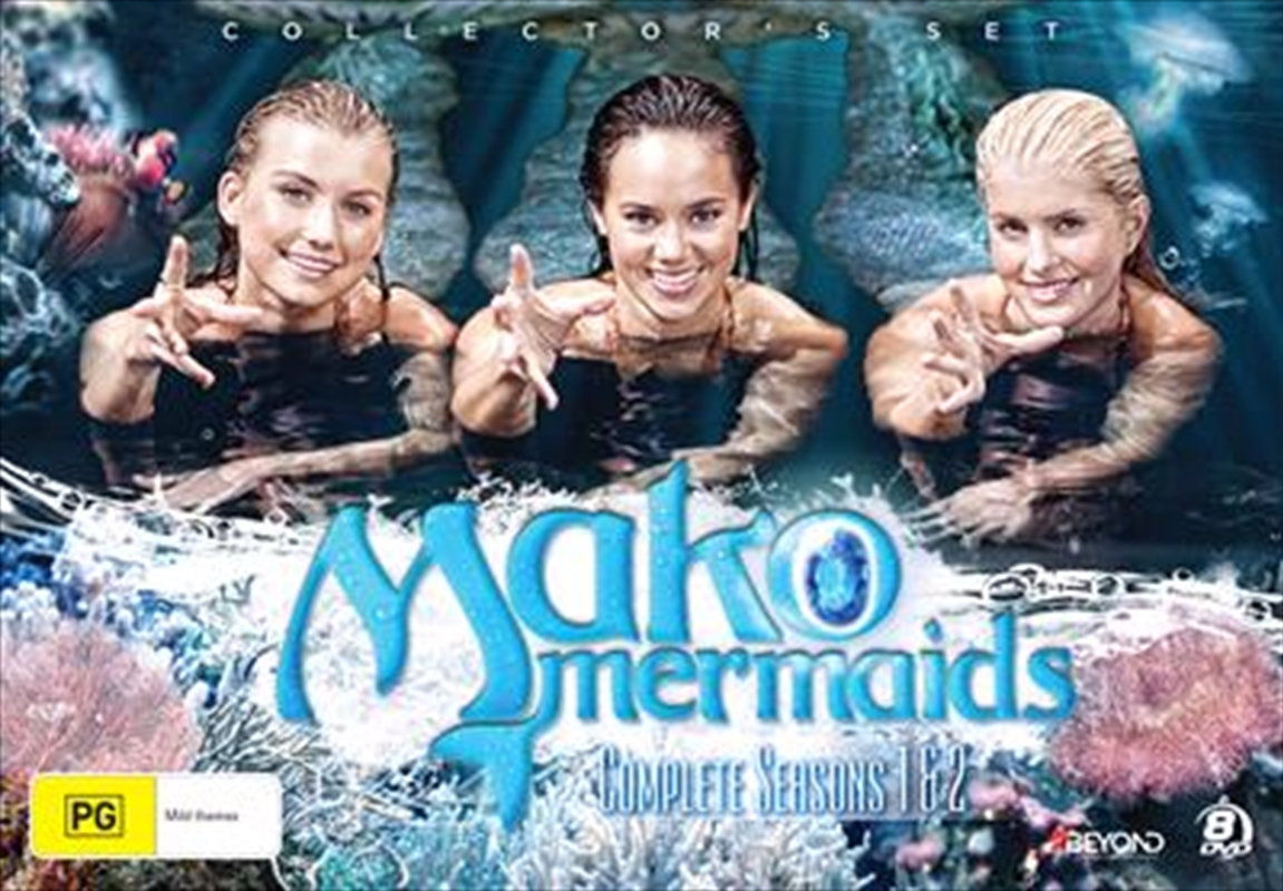 Mako Mermaids - Season 1-2 Collector's Gift Set | DVD