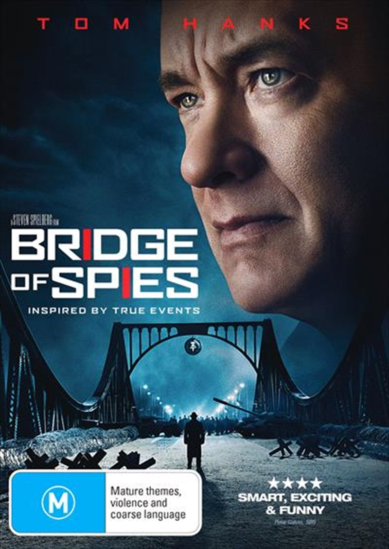 Bridge Of Spies | DVD