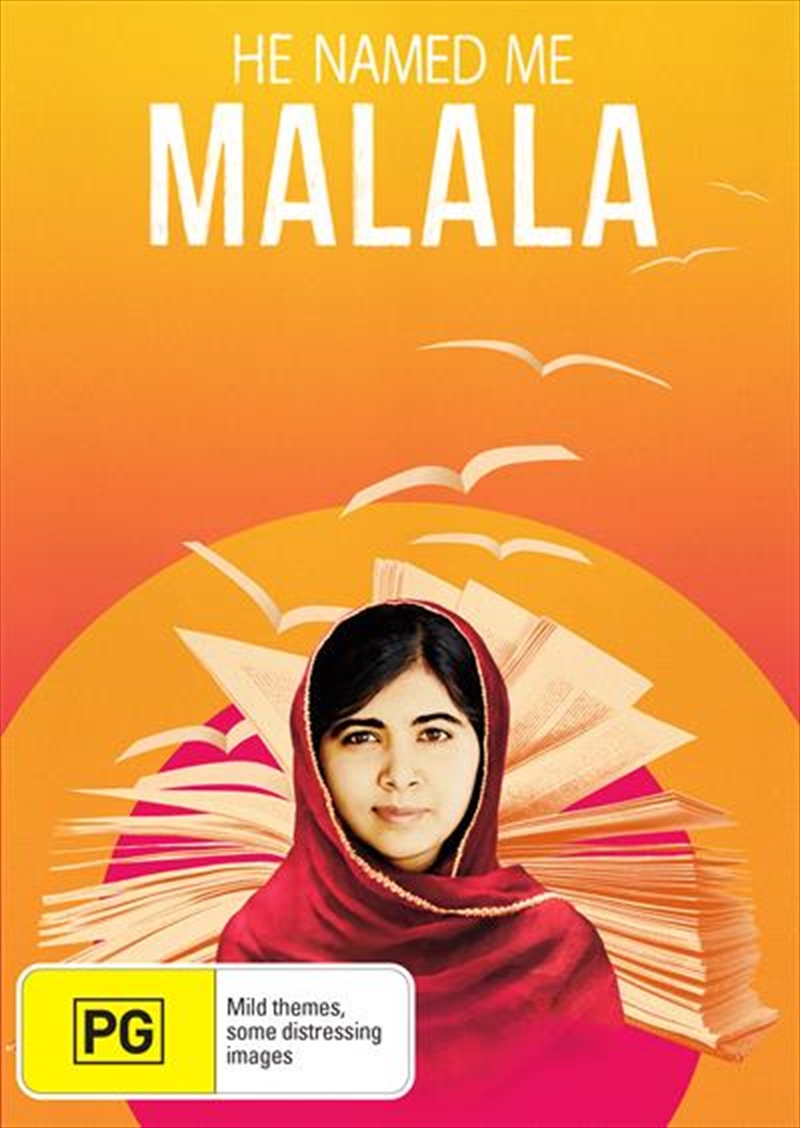 He Named Me Malala | DVD