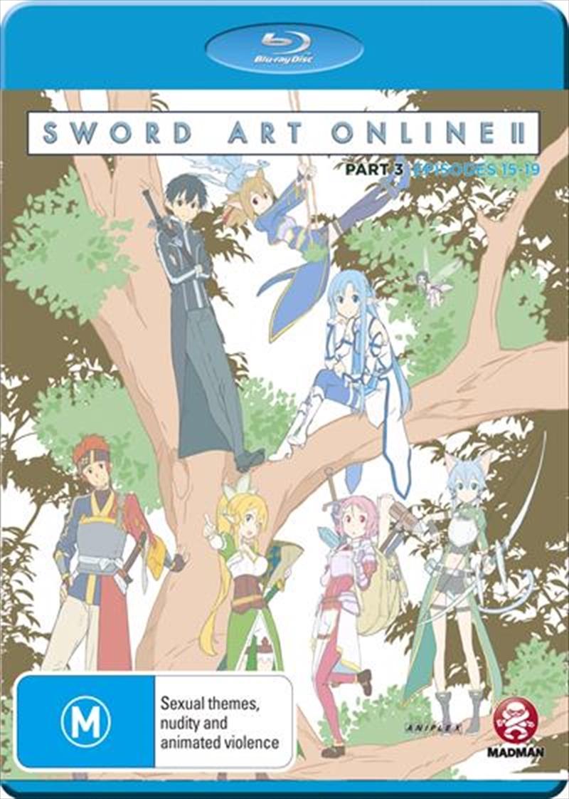 Sword Art Online 2 - Part 3 | Blu-ray