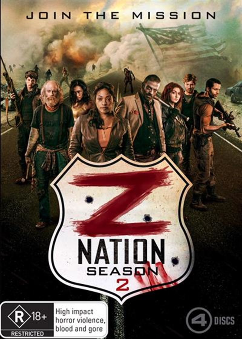 Z Nation - Season 2 | DVD