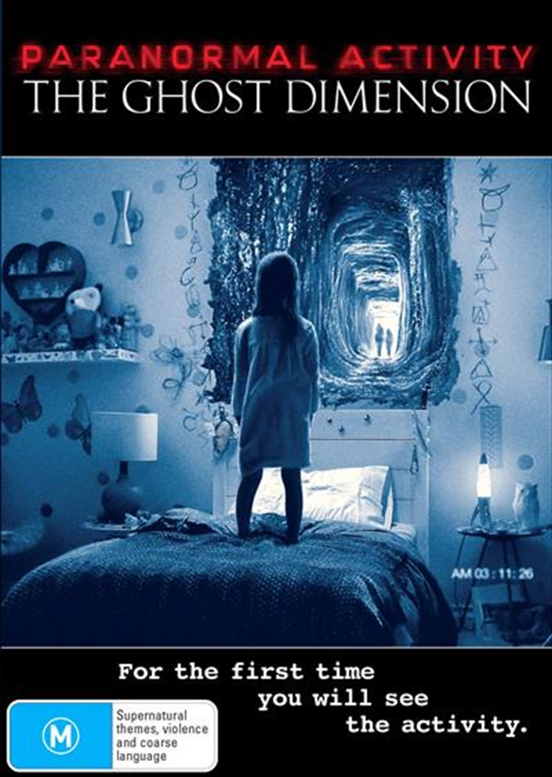 Paranormal Activity - The Ghost Dimension | DVD