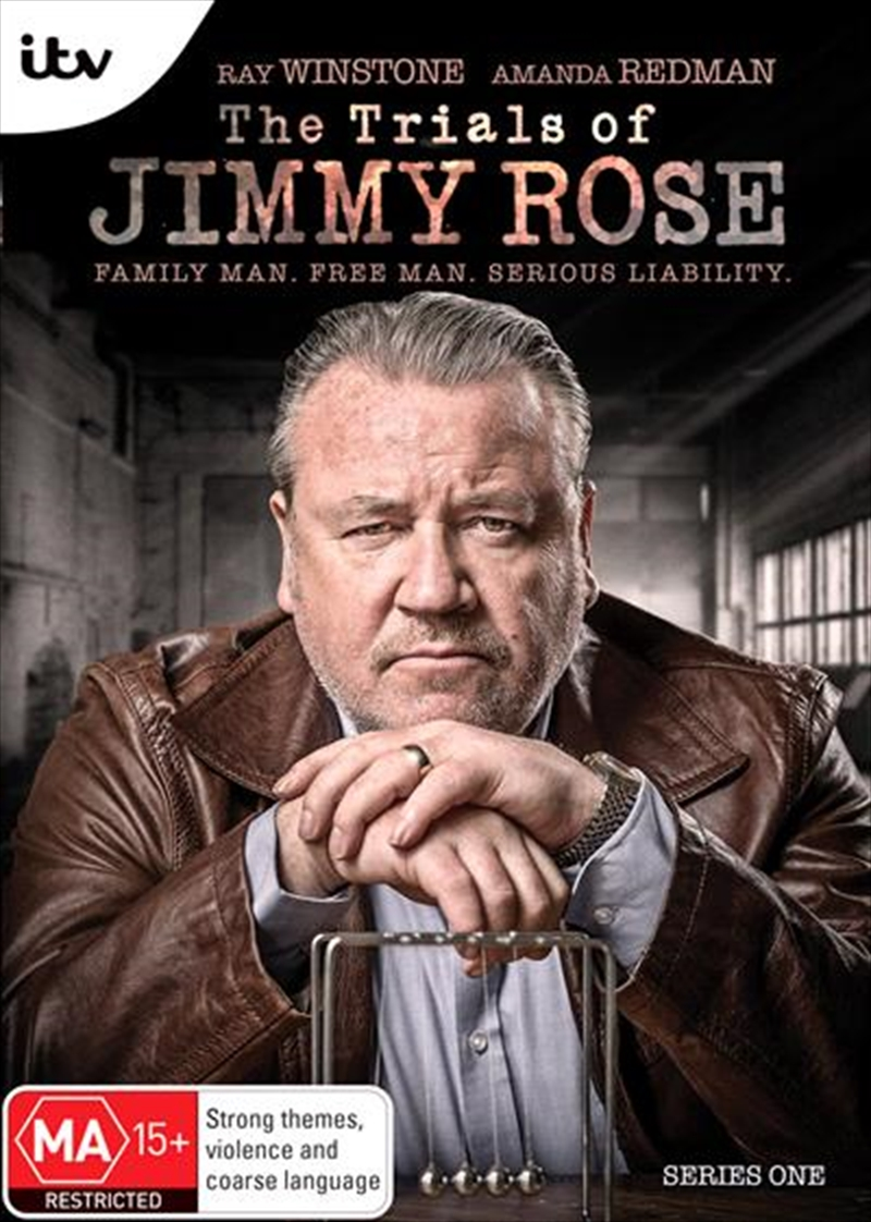 Trials Of Jimmy Rose - Series 1, The | DVD