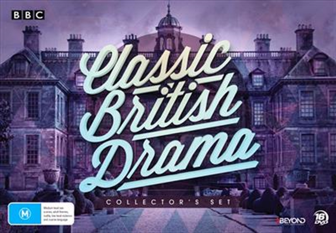 Classic British Drama | Collector's Gift Set | DVD