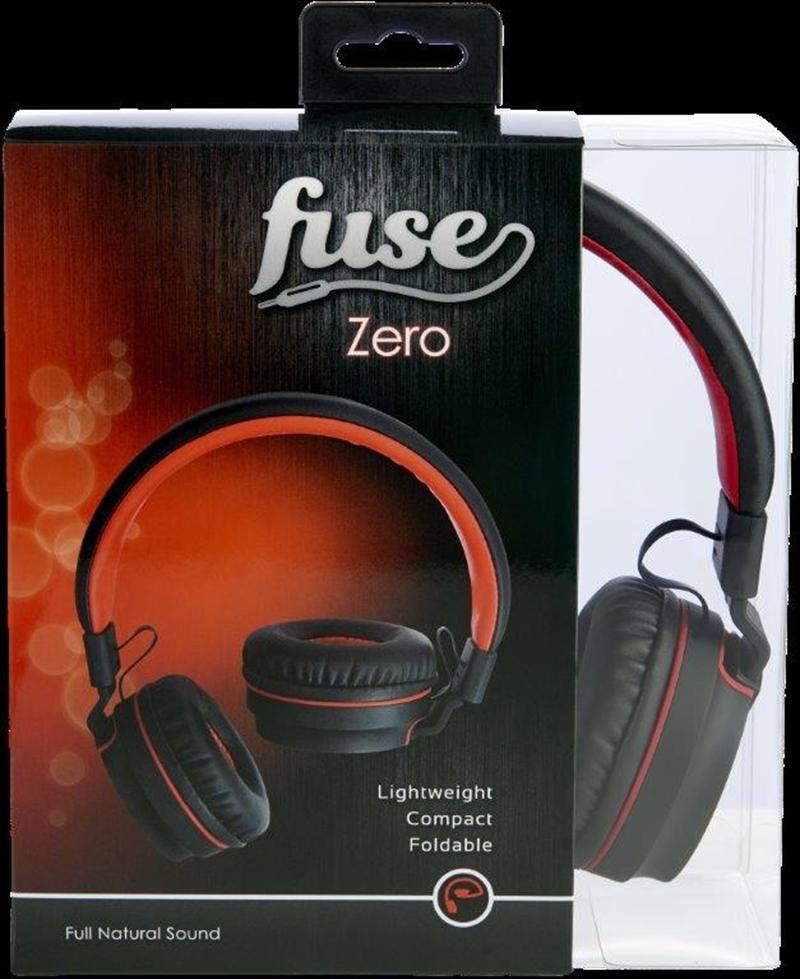 Fuse Zero: Black | Accessories