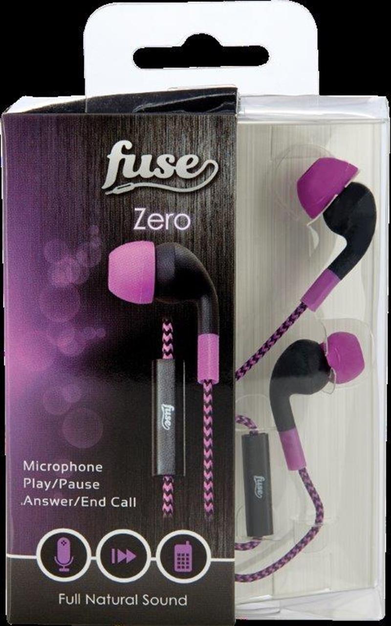 Fuse Zero: Purple | Accessories