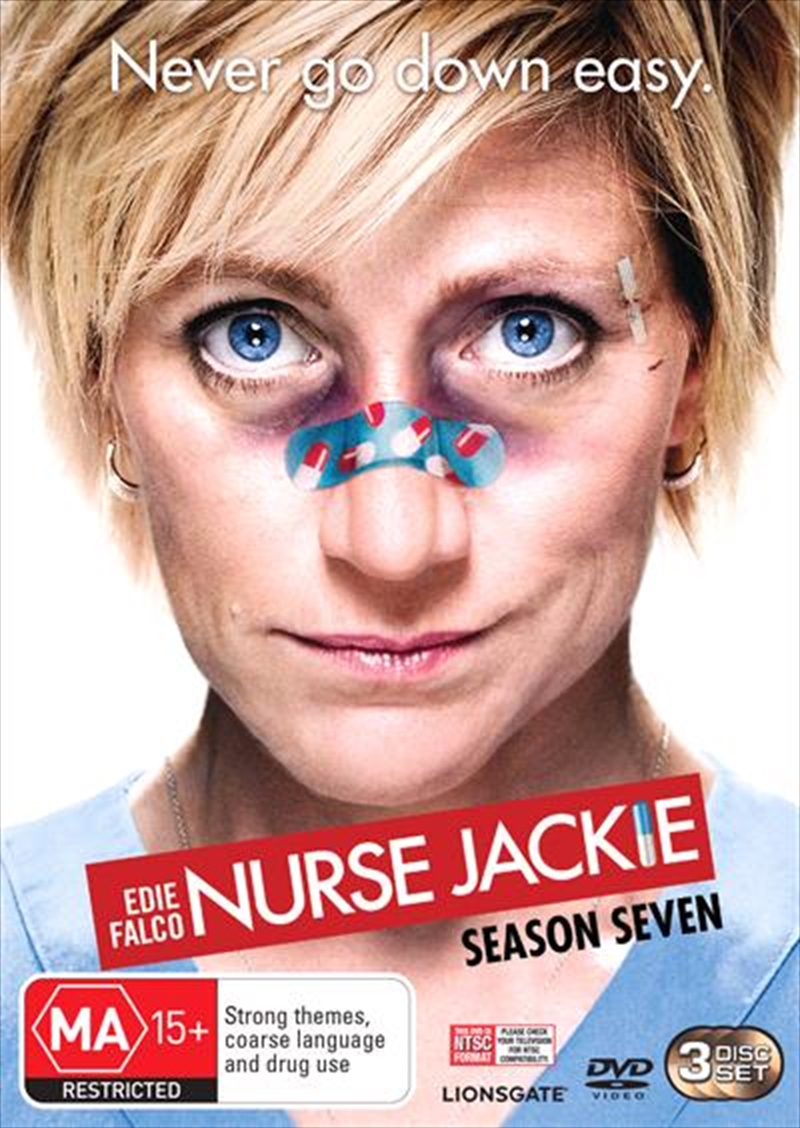 Nurse Jackie - Season 7 | DVD