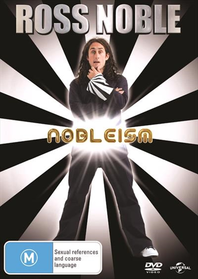 Ross Noble - Nobleism | DVD