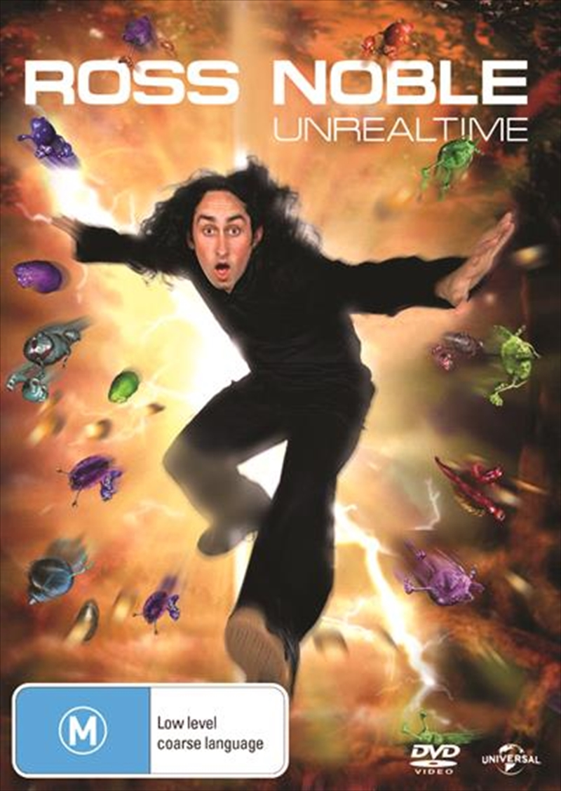 Ross Noble - Unrealtime | DVD