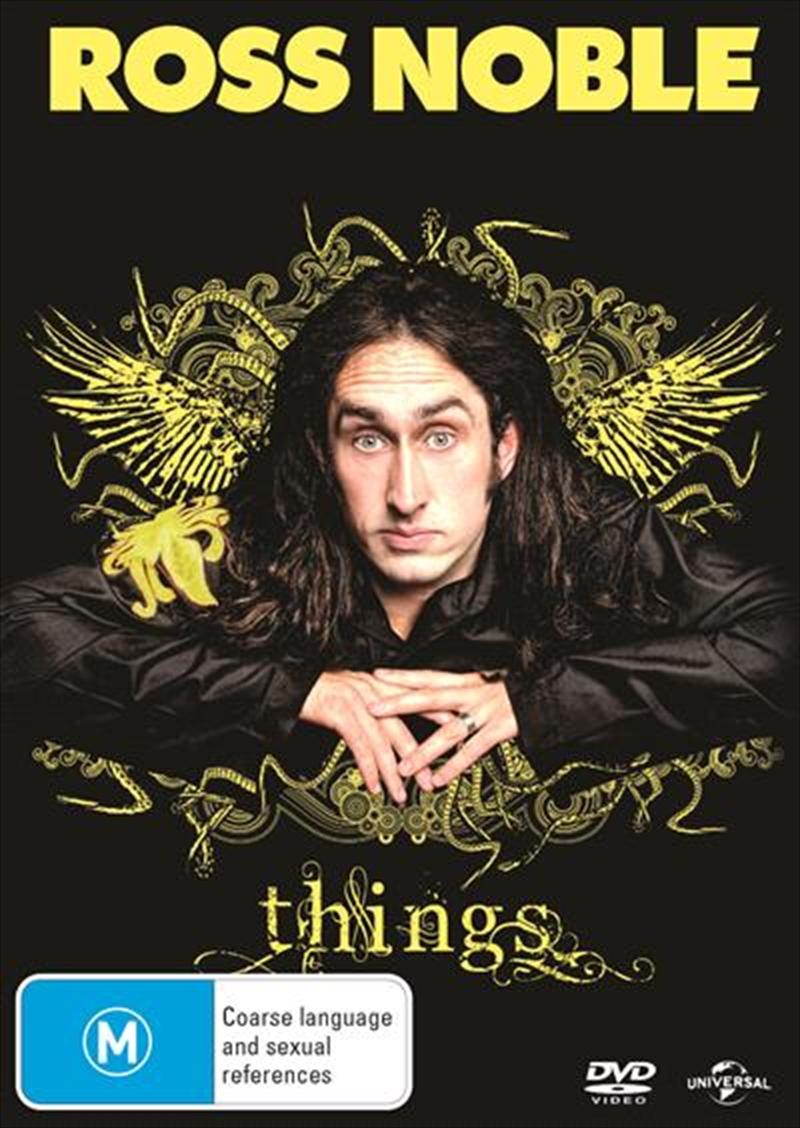 Ross Noble - Things | DVD