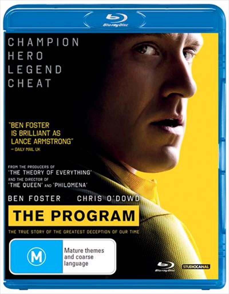 Program, The | Blu-ray