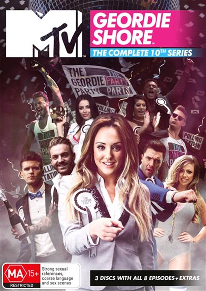 Geordie Shore - Season 10 | DVD