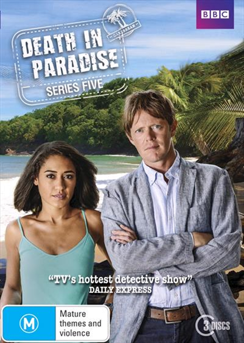 Death In Paradise - Series 5 | DVD